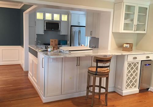 Bethesda Kitchen and Bathroom Remodel